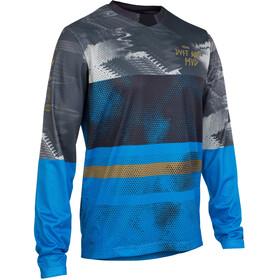 ION Scrub Langarm-Shirt Herren inside blue